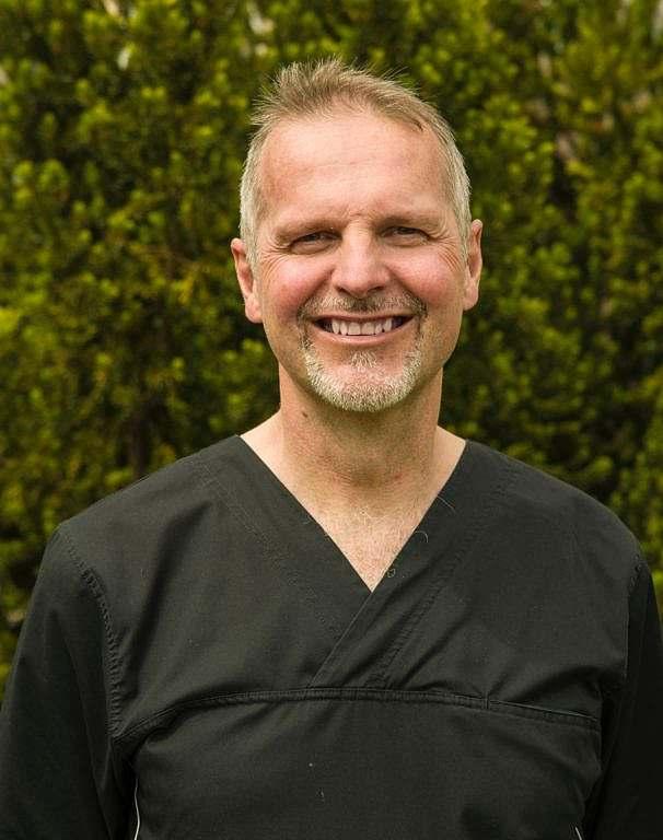 Tandläkare Mikael Jansson